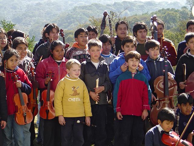 Orquesta infantil 2